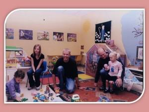 Peter in Nursery