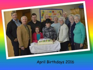 April Birthdays 2016