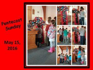 Pentecost - Children's Time