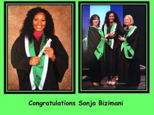 Bizimani, Sonja (Graduation)