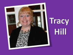 Tracy Hill on PP
