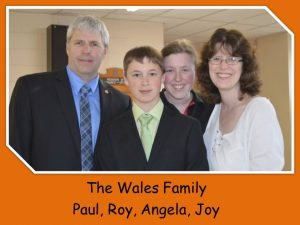 Wales Family