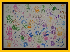 We are the Hands of jesus